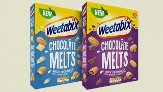 Weetabix Chocolate Melts