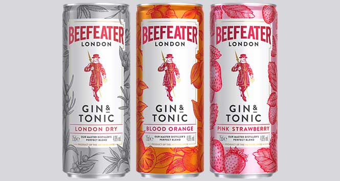 Beefeater RTDs