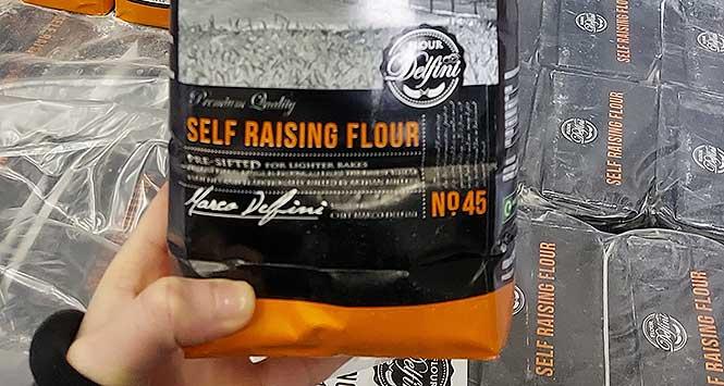 Self raising flour