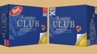 Kensitas Club Rolling Tobacco