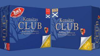 Kensitas Club Rolling Tobacco