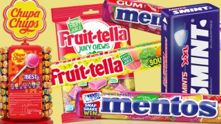 Perfetti Van Melle confectionery