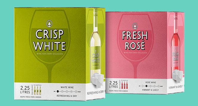 Spar Wine Box