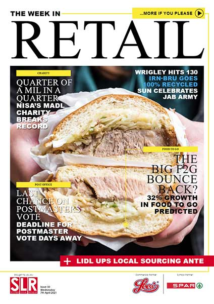 The Week In Retail issue 50