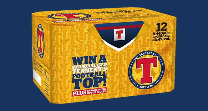 Tennent's Lager