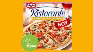 Dr. Oetker vegan pizza