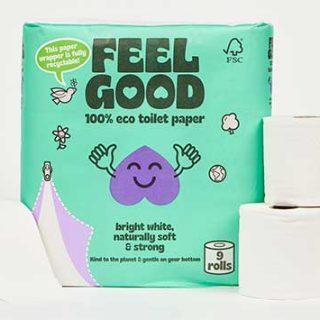 Feel Good toilet roll