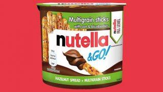Nutella & Go! Wholegrain