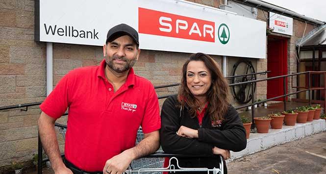 Spar Wellbank