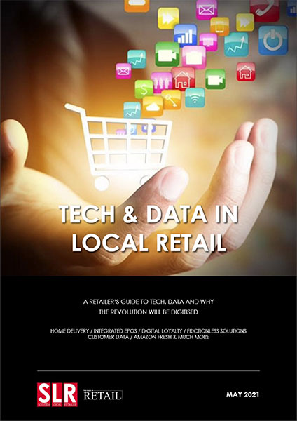 Tech and data in local retail handbook