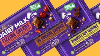 Cadbury Dairy Milk Inventor limited editions