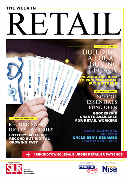The Week In Retail issue 60