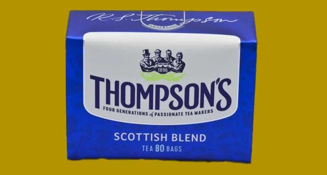 Thompson's tea