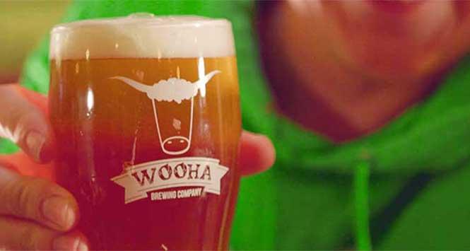 Wooha beer