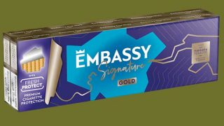 Embassy Signature Gold