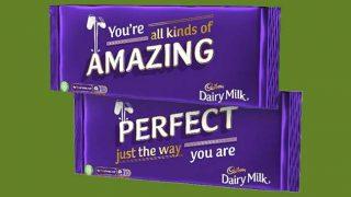 Cadbury Dairy Milk limited edition bars