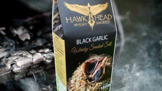 Hawkhead whisky-smoked salt