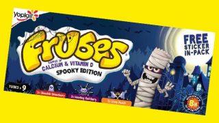 Frubes Halloween packs