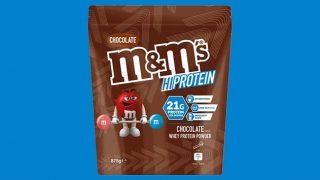 M&Ms protein powder