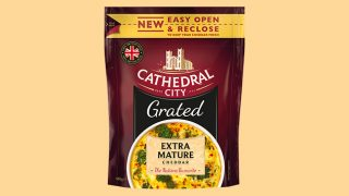 Cathedral City Grated Extra Mature