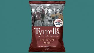 Tyrrells crips