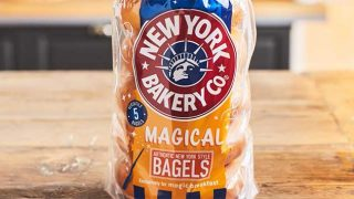 Magical Bagels from New York Bakery Co