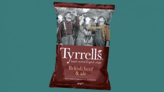 Tyrrells Beef and Ale