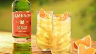 Jameson Orange whiskey