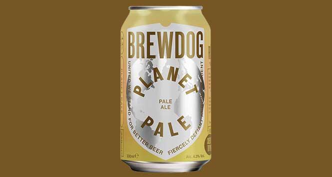 Brewdog Planet Pale