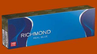 Richmond Real Blue cigarettes