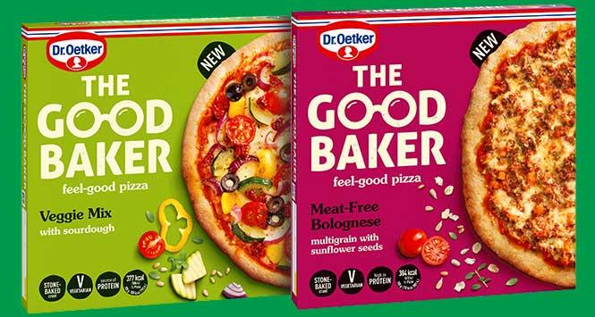 Good Baker pizzas