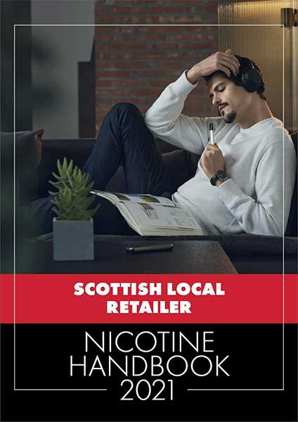 Nicotine handbook