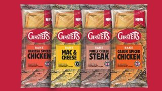 Ginsters Bakes