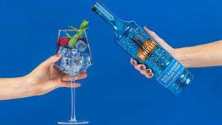JJ Whitley Blue Raspberry Russian Vodka